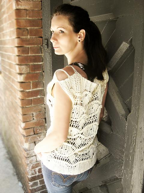 Viktoria Gogolakfull, vía Ravelry