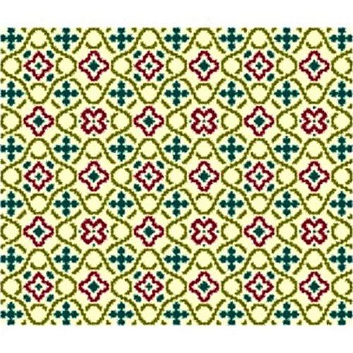 Victorian Lace Tapestry Crochet Chart, vía RuskaM Ravelry