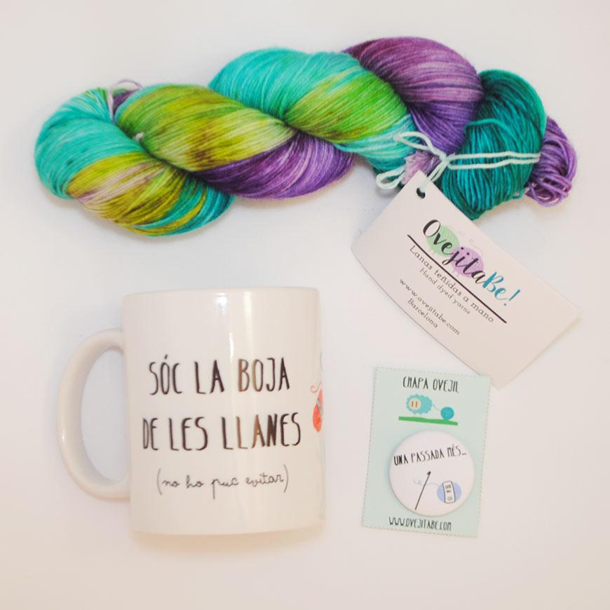 tienda de lanas barcelona Archivos - Lalanalú
