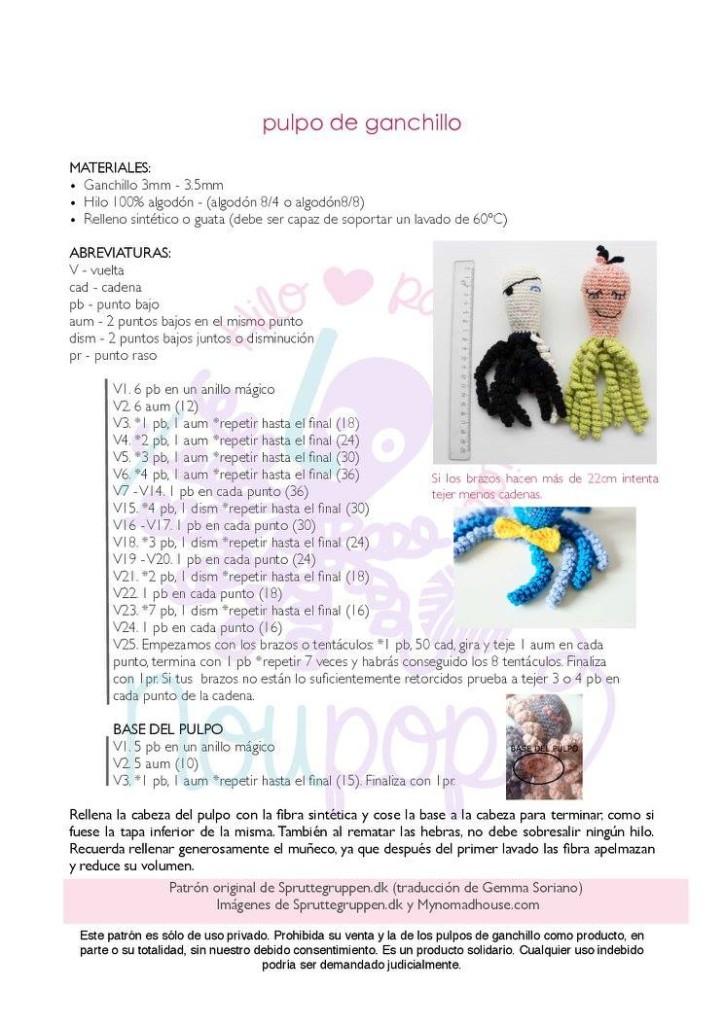 Jornada solidaria para tejer pulpitos de amigurumi para bebés ...