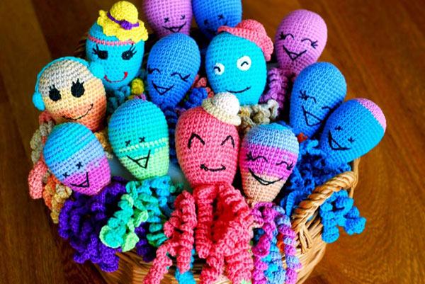 Tejiendoperu Crochet Amigurumis : Canal crochet buey y mula amigurumi patrón libre
