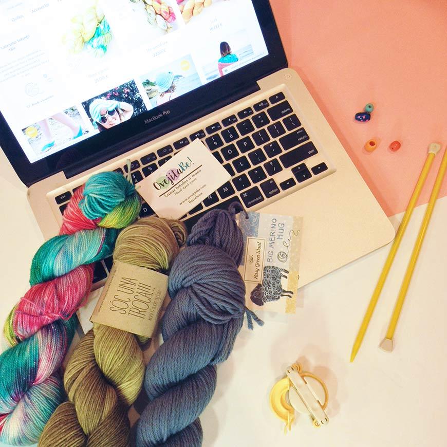 tienda de lanas online Archivos - Lalanalú