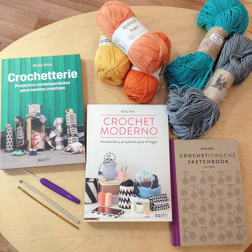 crochet moderno Archivos - Lalanalú