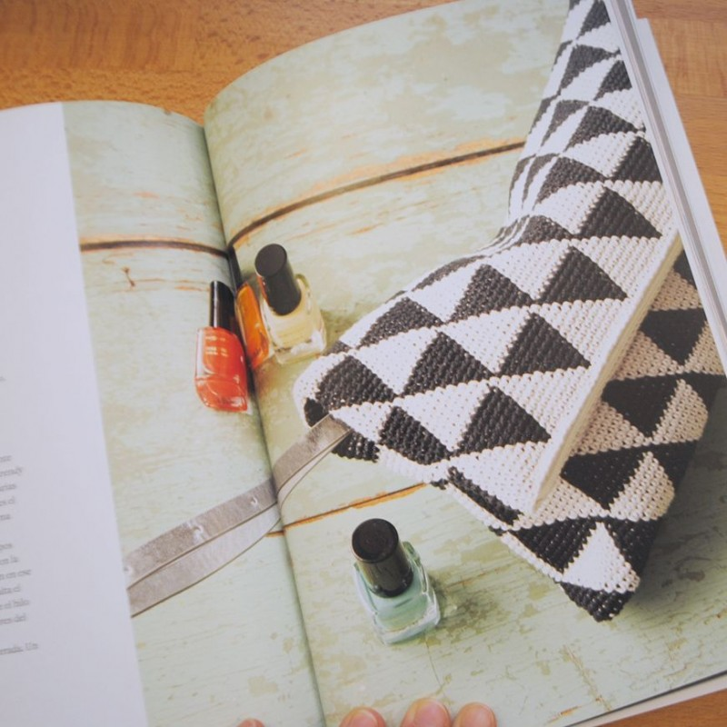 Crochet Moderno de Molla Mils: patrones modernos para ganchillo
