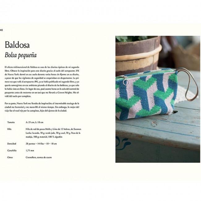 PREVENTA Crochet in and out de Molla Mills