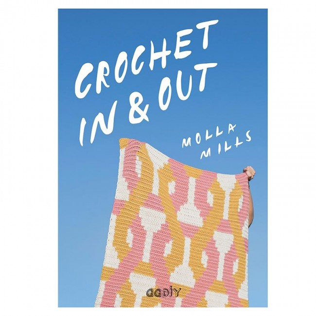 Crochet in and out de Molla Mills