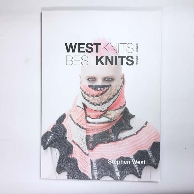 WestKnits BestKnits Number 1- Shawls