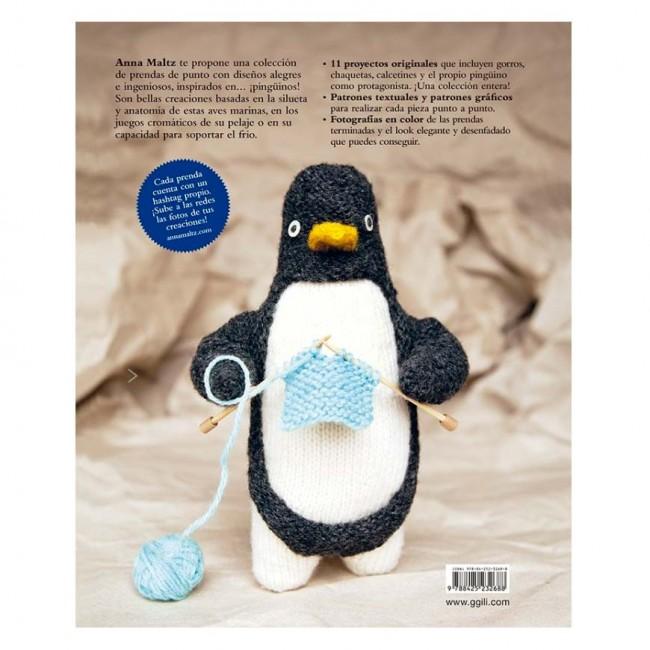PREVENTA: Pingüinos e Anna Maltz