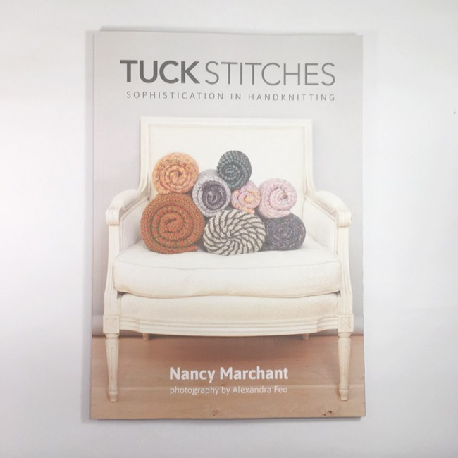 Tuck Stitches de Nancy Marchant