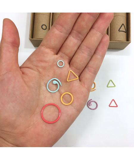 Set de marcadores de punto de Cocoknits