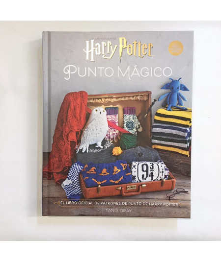 Libro de punto Harry Potter