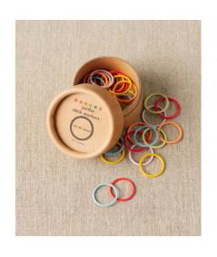 Marcadores de puntos de anillas de colores Jumbo