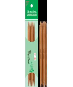 Agujas de doble punta Bamboo Patina de Chiaogoo