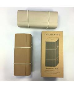 Estuche de accesorios enrollable de Cocoknits