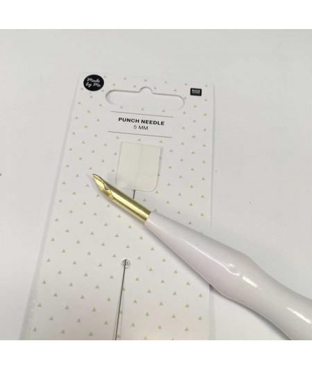 Punch needle de Rico Design