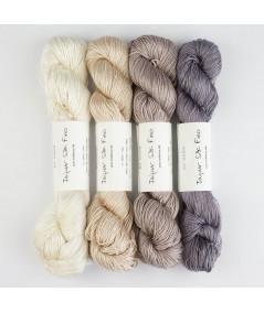 Jaipur Silk Fino de BcGarn