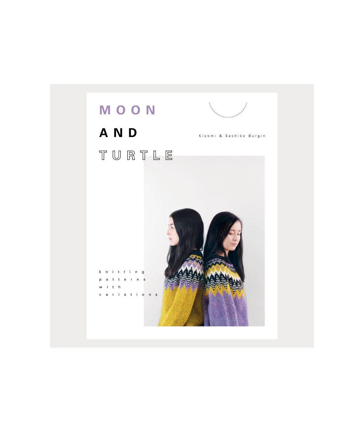 Moon and turtle