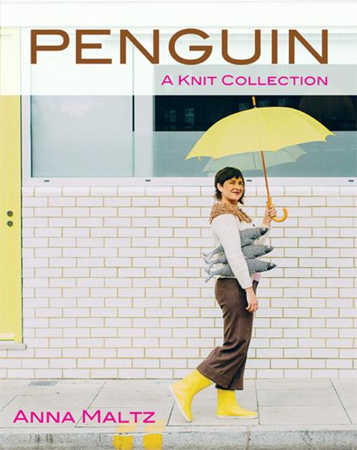 Penguins libro, vía annamaltz.com