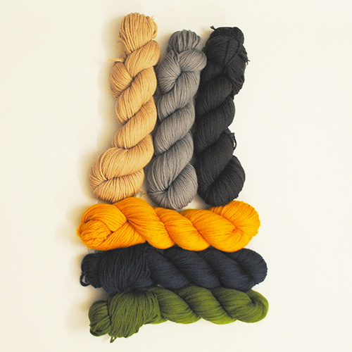 Big Merino Hug, - Rosy Green Wool