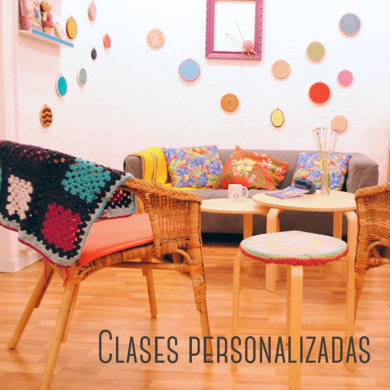 clases personalizadas