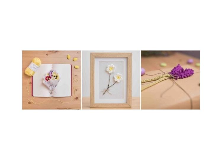 Concurso #PrimaveraLalanalu: ¡A tejer flores con Rosários4 y Filipa Carneiro!