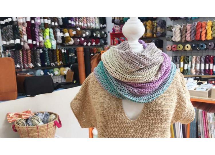¿Ganchillo o crochet? Llámalo amor por la lana